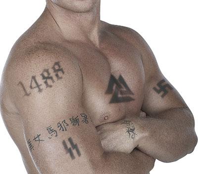 Tatuaże Więzienne Znaczenie Najpopularniejszych Wzorów Etatuatorpl