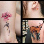 Damskie tatuaże – 28 porywających wzorów dla kobiet