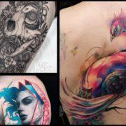 Wzory tatuaży – 37 porywających i inspirujących pomysłów