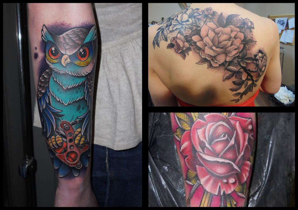 Rectum Tattoo Piercing Sieć Salonów Tatuażu I