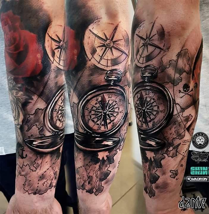 Rocknroll Tattoo And Piercing Warszawa Etatuatorpl