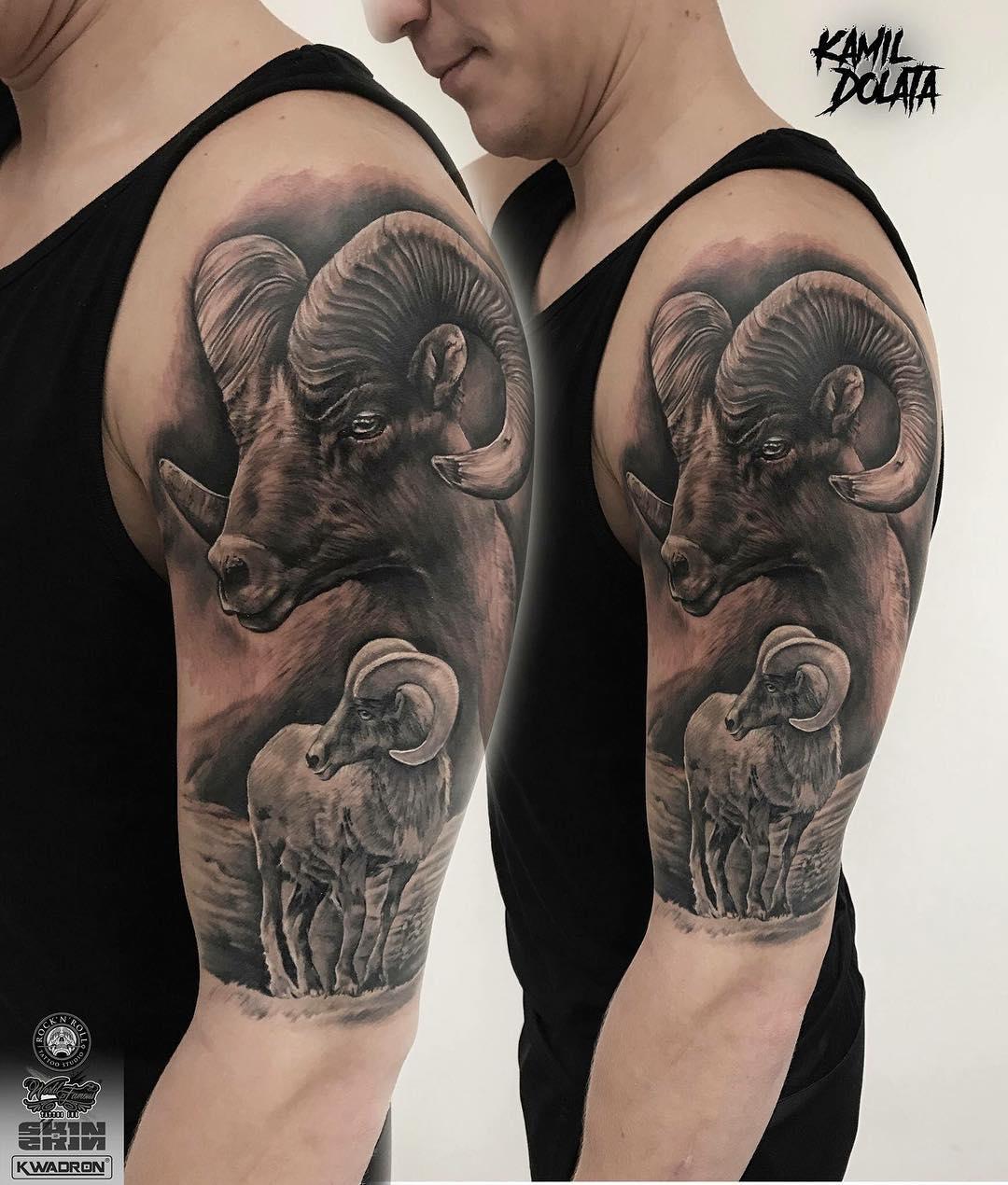 f8389147d3 Rock n Roll Tattoo and Piercing Wrocław - eTatuator.pl