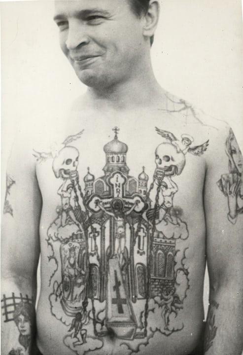 Tatuaże Więzienne Znaczenie Najpopularniejszych Wzorów