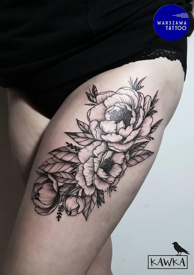 Studio Tatuażu Warszawa Tattoo Etatuatorpl