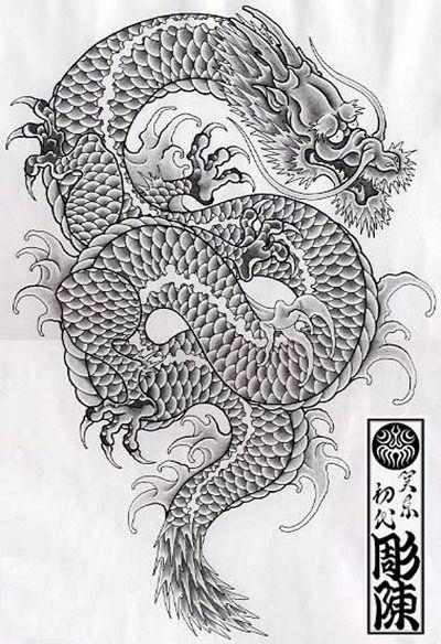 Tatuaże Japońskie Historia Symbolika I Wykonywanie