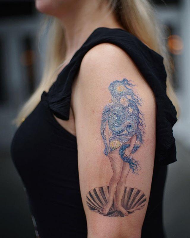 Tatuaże Dla Kobiet 54 Delikatne I Urocze Wzory Etatuatorpl