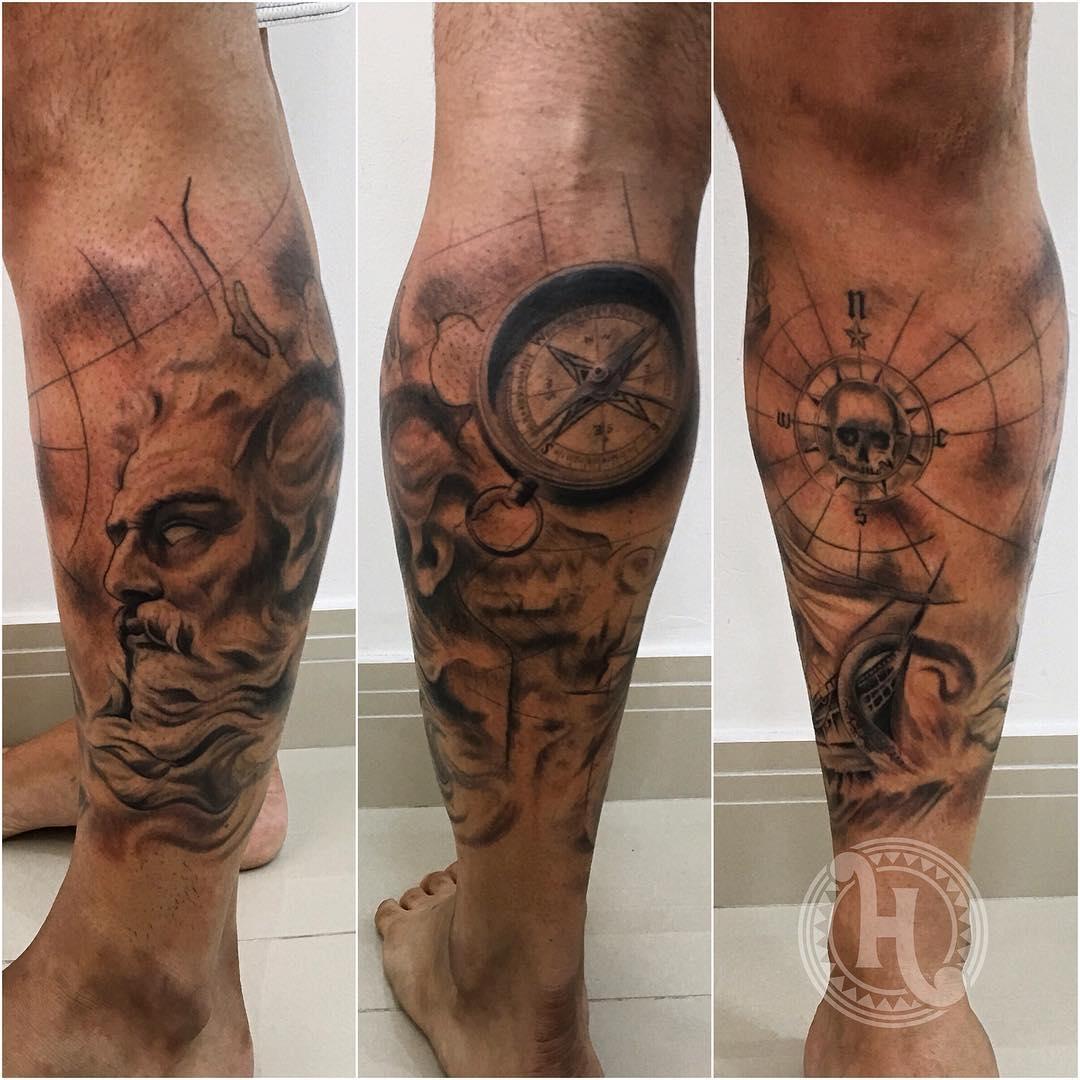tatuaże w 3d