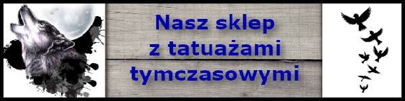 Tatuaże tymczasowe - banner eTatuator.pl