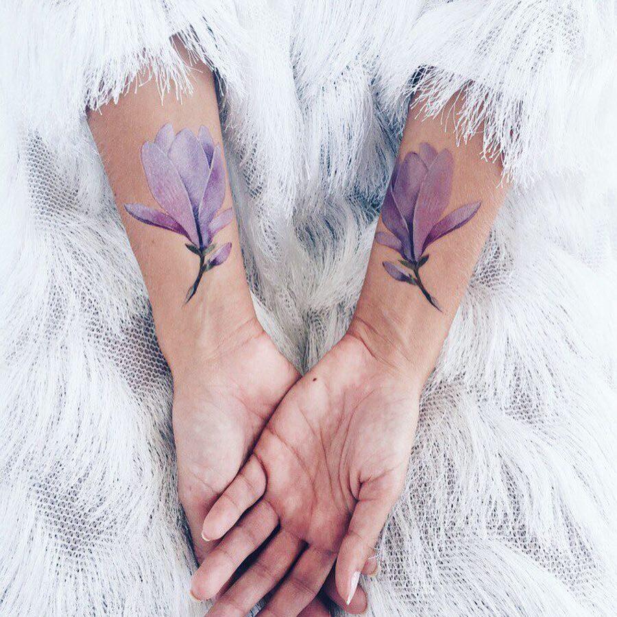 Najlepsze Miejsca Na Kobiecy Tatuaż Etatuatorpl