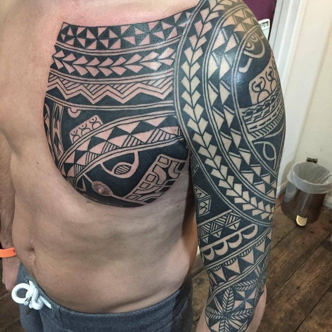 Tatuaże polinezyjskie