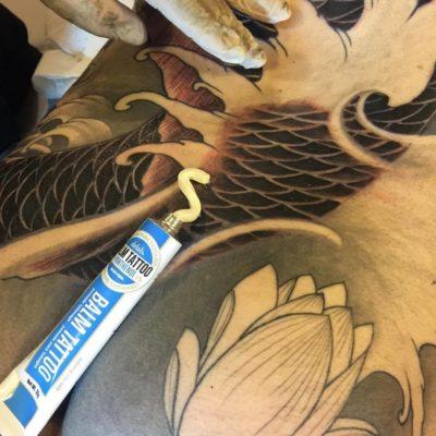 Krem do pielęgnacji tatuażu - Balm Tattoo