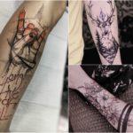 Tatuaż na przedramieniu – 42 imponujące pomysły na wzór