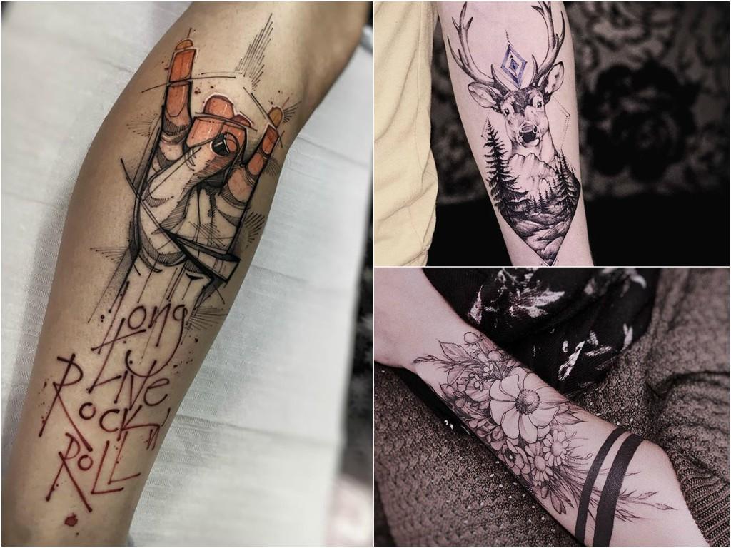 Pomysly Na Tatuaz Meski Q Housepl