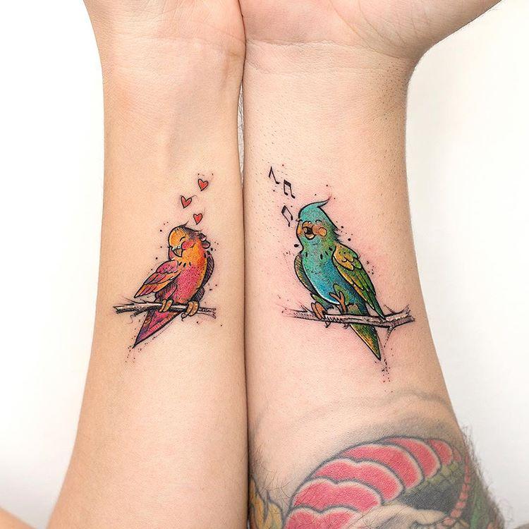 tatuaże na ręce