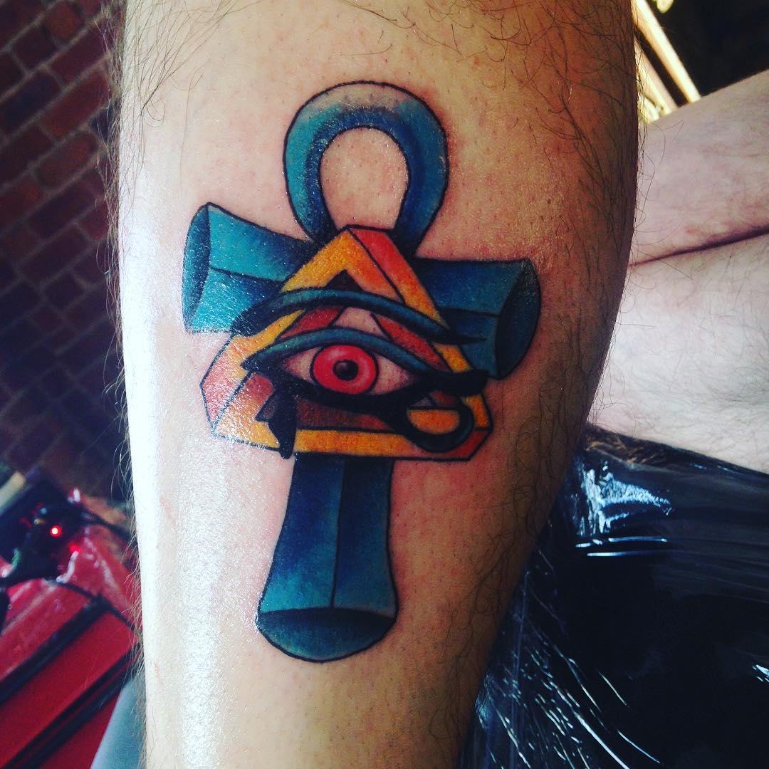 Tatuaż Krzyż I Jego Znaczenie W Różnych Kulturach Etatuatorpl
