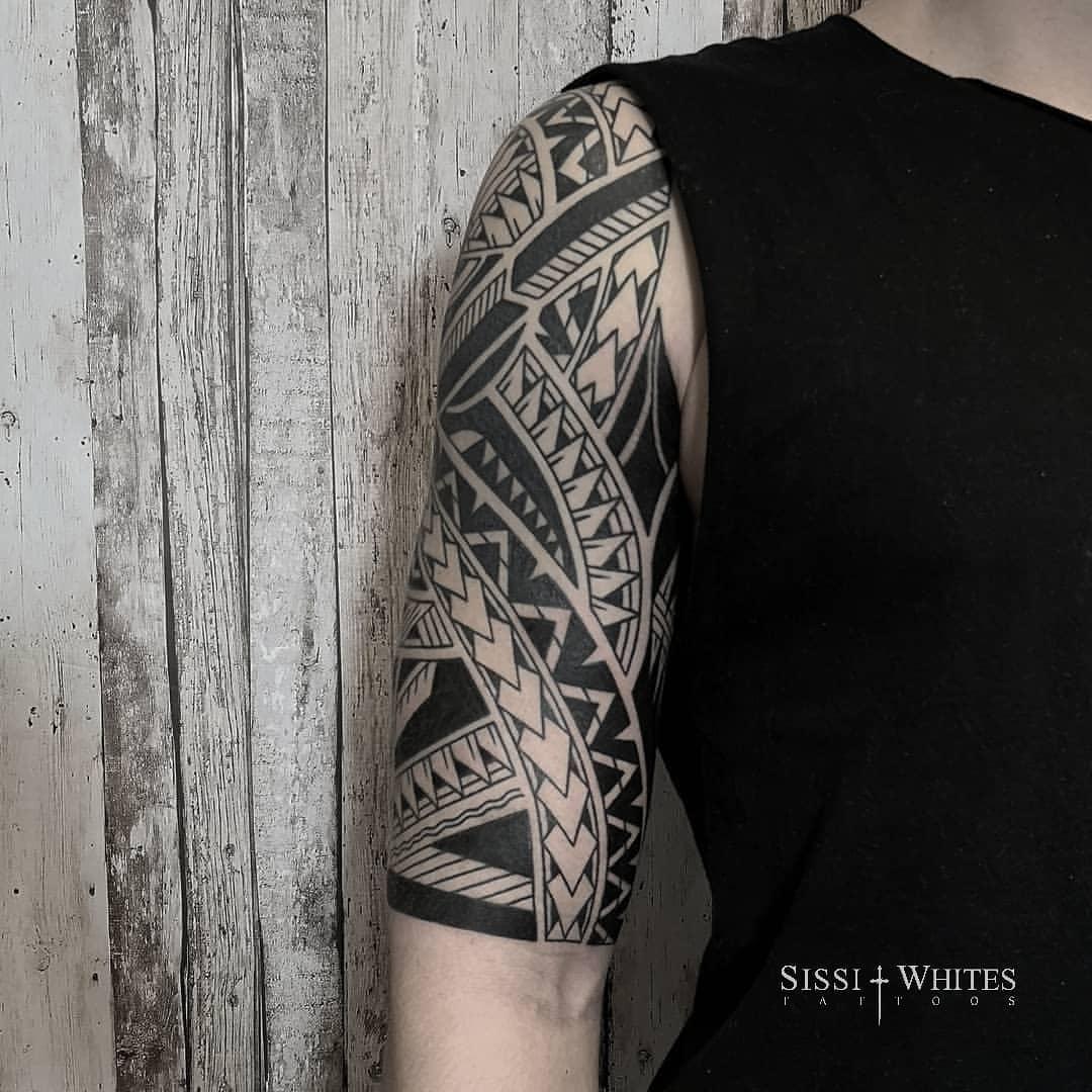 Czym Są Tatuaże Polinezyjskie Etatuatorpl
