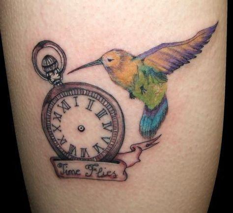 Tatuaż Zegar Znaczenie I Symbolika Etatuatorpl